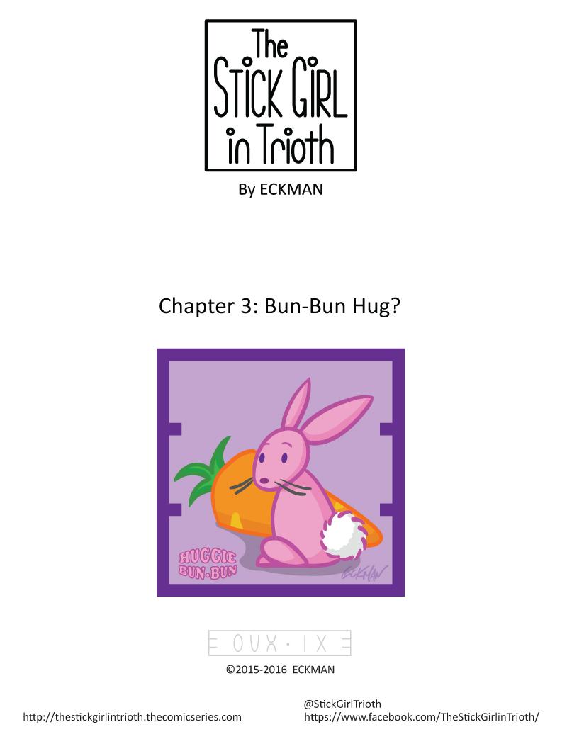 Chapter 3: Bun-Bun Hug? (Title)