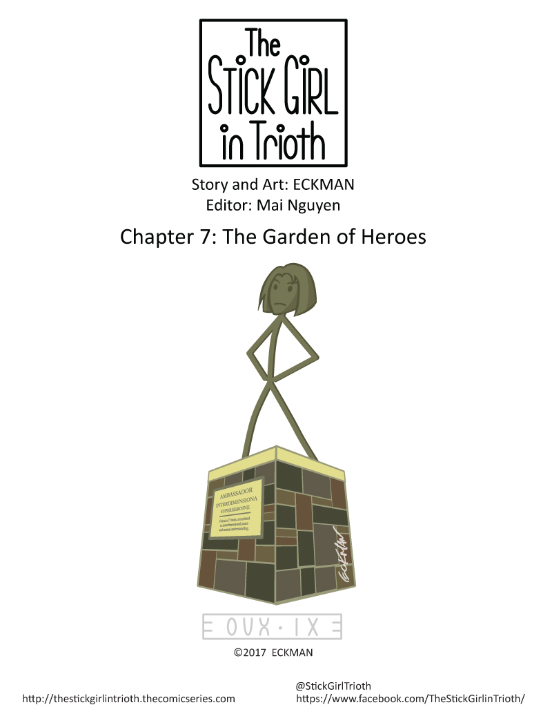 Chapter 7: The Garden of Heroes (Title)